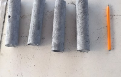 Entregan dinamita en módulo de canje (2)