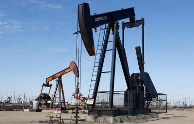 California Oil Drilling