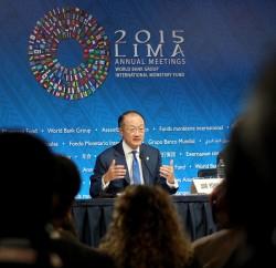 (5)PERU-LIMA-FMI-BM-ECONOMIA-REUNIONES