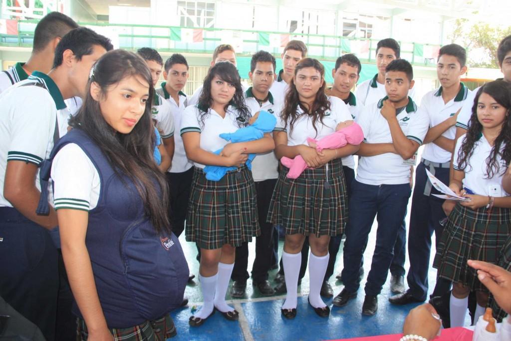 Adolescentes de hoy - ligaeducacionorg