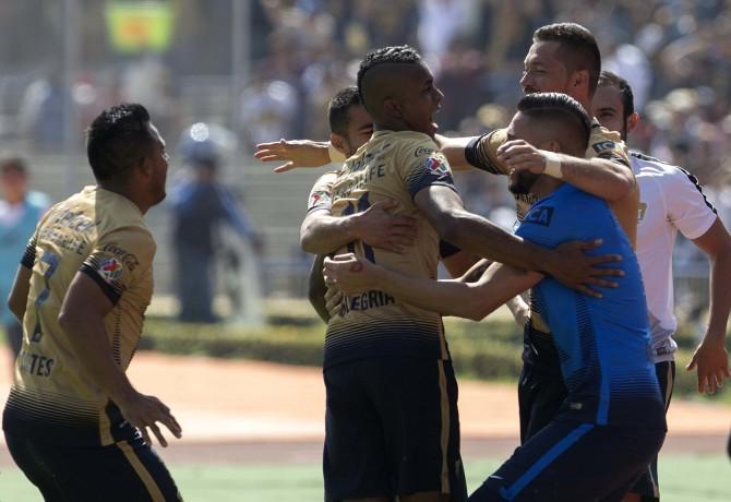 (2)MEXICO-CIUDAD DE MEXICO-FUTBOL-PUMAS VS VERACRUZ