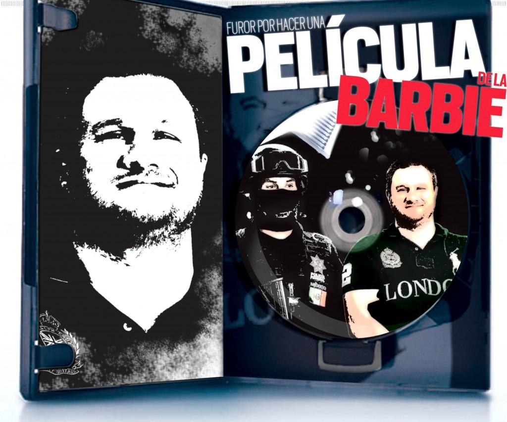 """E01091020. JPG MÉXICO, D.F. Cine-""""La Barbie"""".- Cinco productores de """"Narcovideohomes"""" planean filmar la historia de Edgar Valdez Villarreal, """"La Barbie"""". Uno de ellos es Juan Manuel Romero, creador de la cinta """"El Pozolero"""", quien afirmó que """"como negocio sería un trancazo"""". RML. Foto: Agencia EL UNIVERSAL/ Especial"""