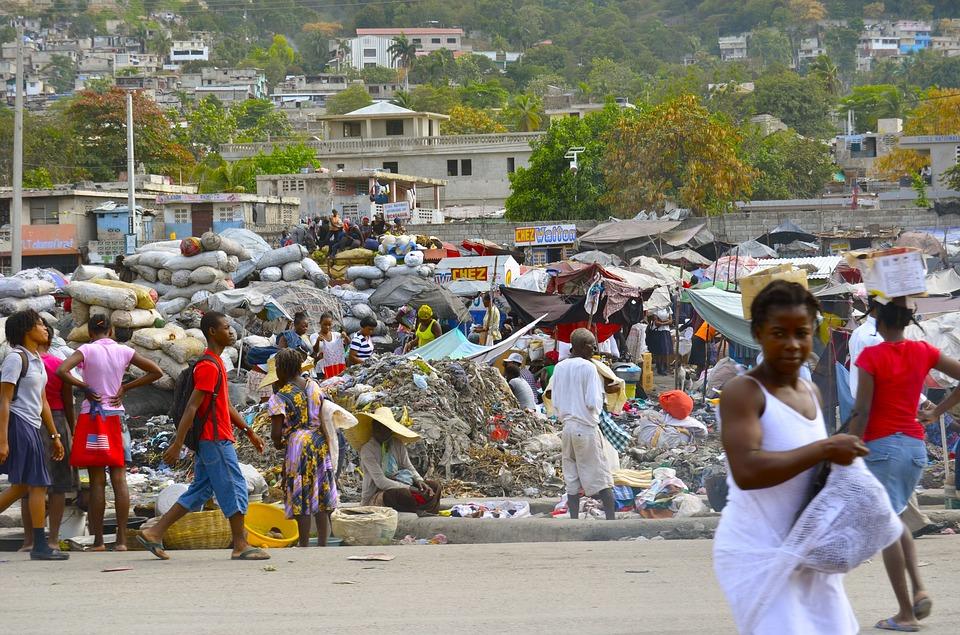 Escándalo sexual durante misión en Haití sacude a la ONG Oxfam