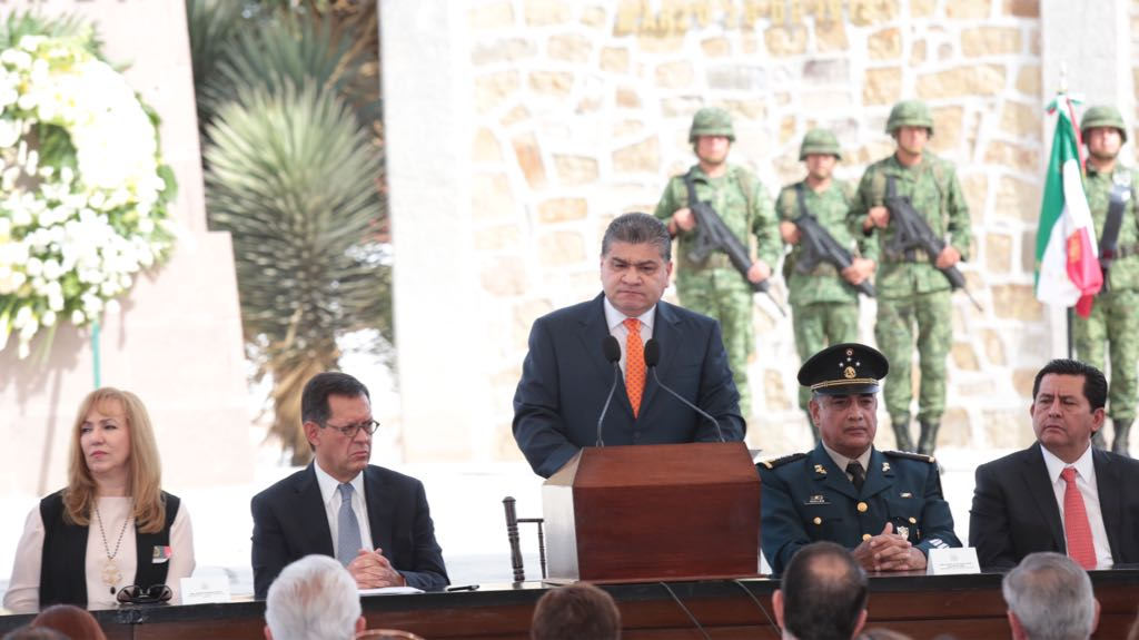 Recuerdan aniversario de la promulgación del Plan de Guadalupe