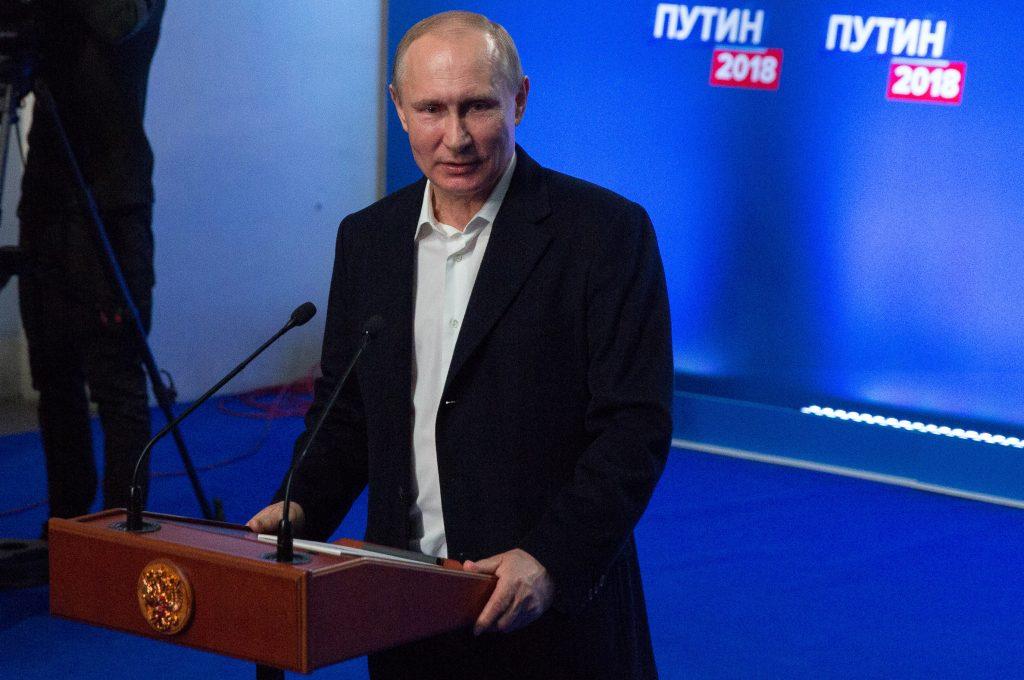Putin promulga ley para contrarrestar sanciones de EU
