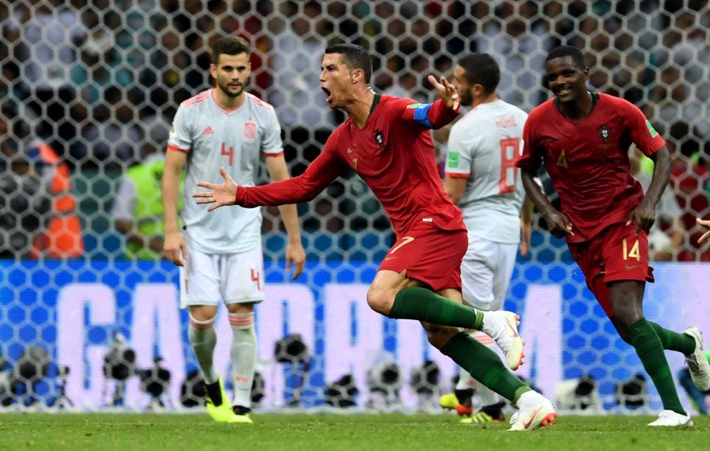 Cristiano Ronaldo iguala marca de Miroslav Klose y Pelé
