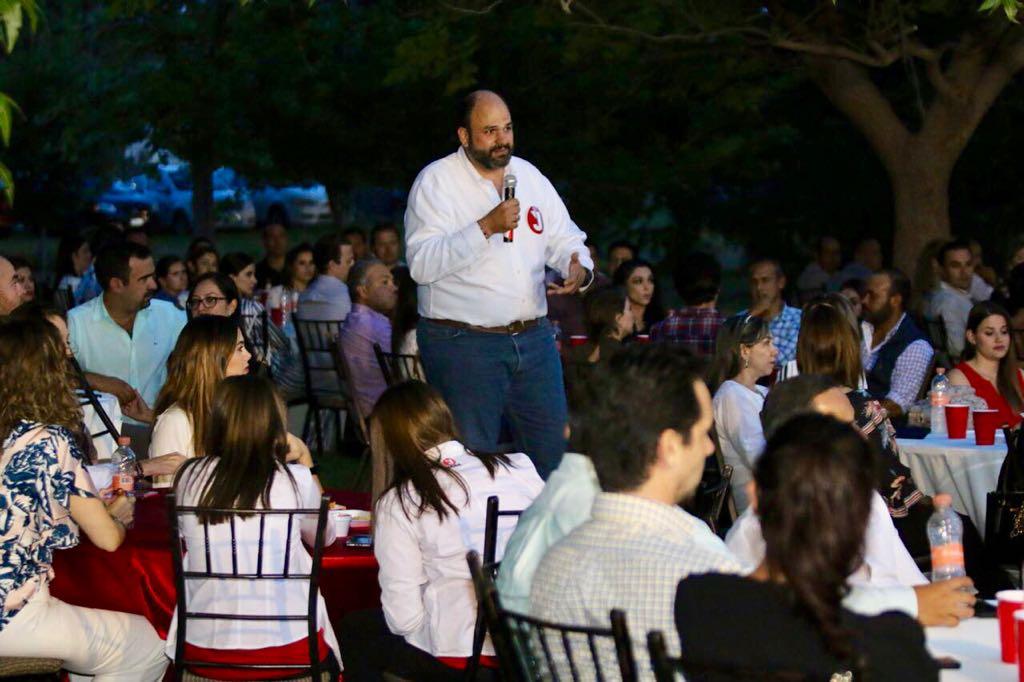 Si es su voluntad, seré el mejor senador de la historia de Coahuila: Jericó