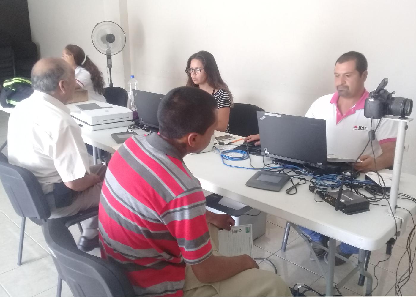 Unidad Móvil Del Ine Seguirá Operando En Ramos El Heraldo