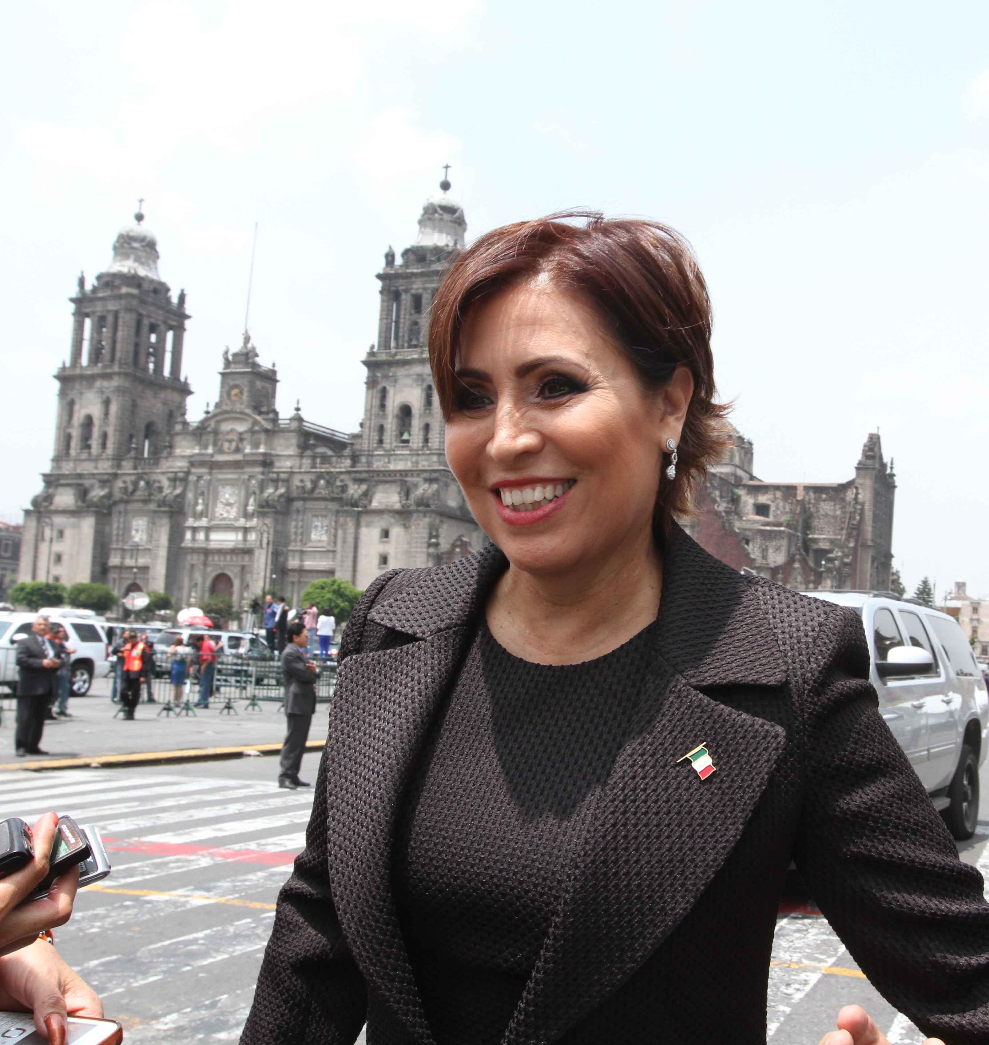 Rosario Robles Noticias: Van Senadores Por La Coahuilense Rosario Robles