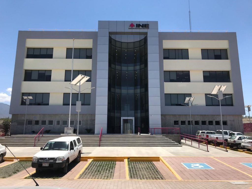 Presentan Nuevo Edificio De La Junta Local Ejecutiva Del Ine