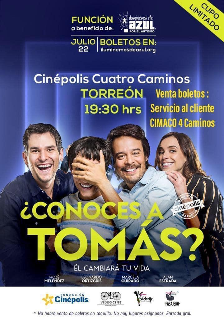 ¿Conoces a Tomás? (2019) | DVDRip Latino HD GoogleDrive 1 Link