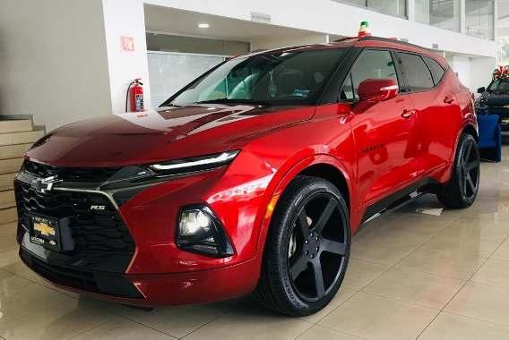 GM suspende producción de Blazer en Coahuila por escasez de partes
