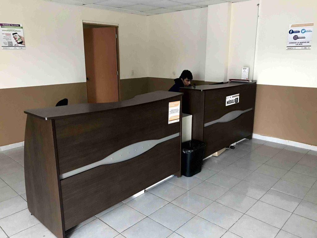 Módulo De Asistencia Fiscal En Colonia Analco Es Abierto