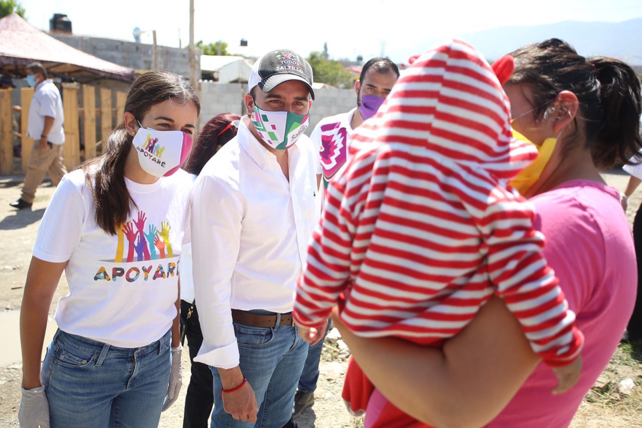 Juntos, sociedad y gobierno, trabajando por Saltillo: MJS | El ...
