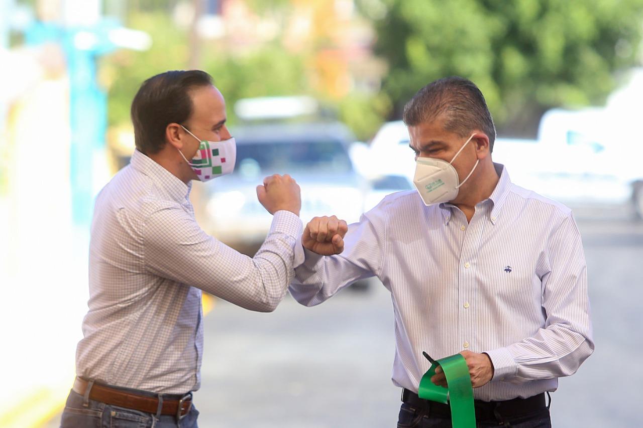 Obras sociales llegaron a colonias de todos los sectores de Saltillo | El  Heraldo de Saltillo