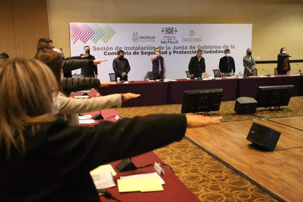 Se institucionaliza la Comisaría de Seguridad y Protección Ciudadana en Saltillo