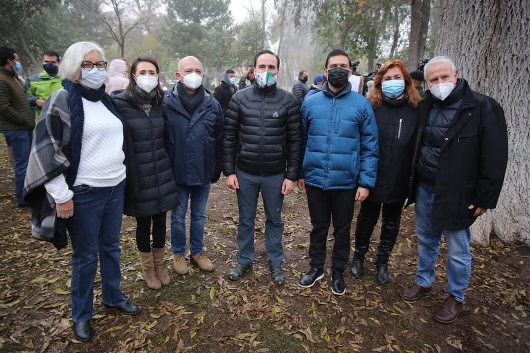Sigue avanzando Agenda Ambiental en Saltillo
