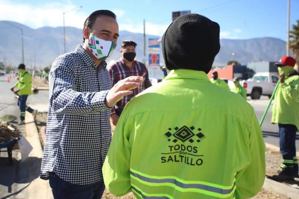 Resultado de imagen de Mantenimiento permanente en la ciudad con Bello Saltillo