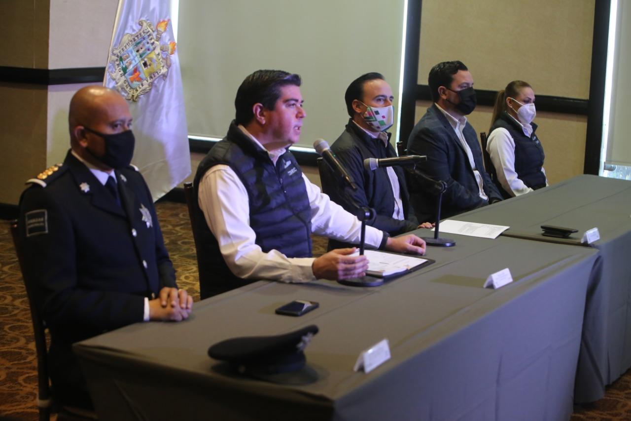 Saltillo es reconocido por Derechos Humanos por el trato a personas detenidas