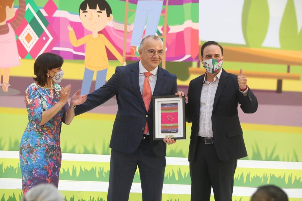 Red Mexicana de Ciudades Amigas de la Niñez, desde Saltillo ha dado grandes resultados