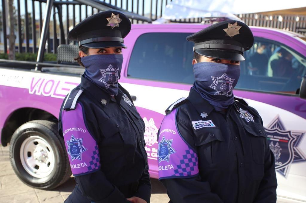 Fortalecen acciones contra la violencia de género en Saltillo
