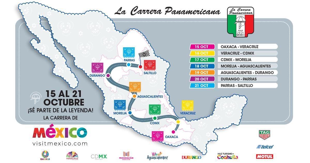 Regresa a Saltillo la Carrera Panamericana | El Heraldo de Saltillo