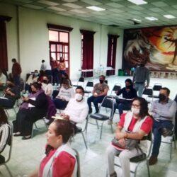 Funcionarios de Arteaga se capacitan enEntrega-Recepción por parte de SEFIRC Coahuila2