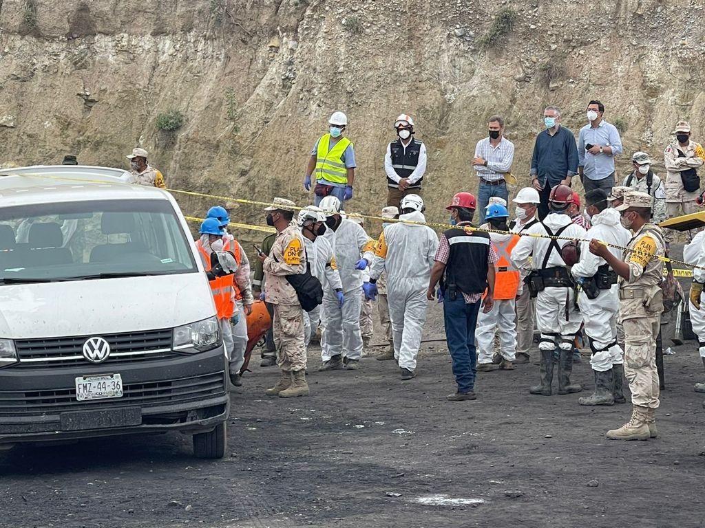 Rescatan quinto cuerpo sin vida sin vida de minero atrapado en mina Micarán  | El Heraldo de Saltillo