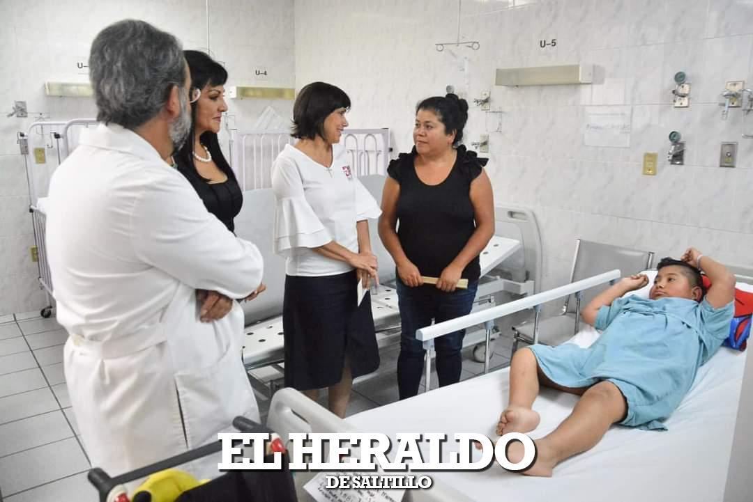 Realizarán DIF Saltillo y Secretaría de Salud operaciones gratuitas