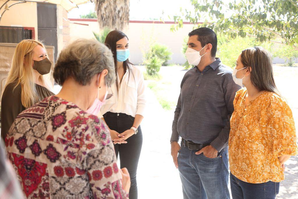 EN COAHUILA, HACEMOS EQUIPO PARA PROTEGER LOS DERECHOS DE LA INFANCIA: MARCELA GORGÓN
